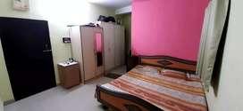 2bhk furnished flat on rent near ruby hospital at vip bazar