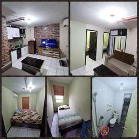 Sewa 2br apartement modernland
