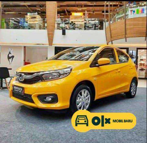 [Mobil Baru] Promo Brio Satya E CVT