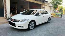 Honda Civic FB3 2.0 Warna putih like new