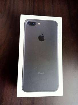 I Want To Sale My Iphone 7 Plus Jet Black 32 GB