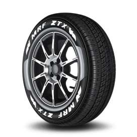 New MRF ZTX tyres for all cars