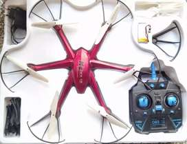 2.4 GHZ 6-AXIS GYRO DRONE