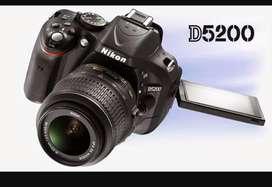 Nikon camera d5200 brand new