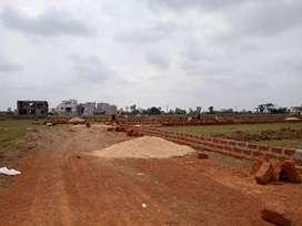 Gharabadi boundary  plot for Sale at sundarpada hightech