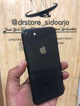 Iphone 8 256gb ex inter bergaransi bisa tt juga bossku
