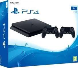 Urgent want to sale Ps4 at least 8 month old but in new condition