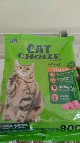 Makanan Kucing Cat Choize