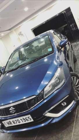 Maruti Suzuki Ciaz Smart Hybrid Alpha, 2019, Petrol