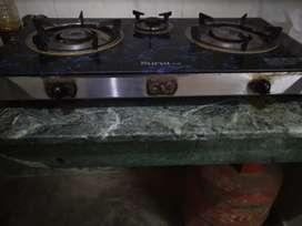 Surya ,real gas burner 3 years
