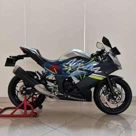 KAWASAKI NINJA MONO 250 TAHUN 2019 SKA MOTOR^-^
