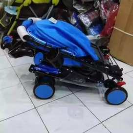 Stroller babydoes navigator bekas