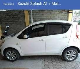 Suzuki Splash AT Matic 2015