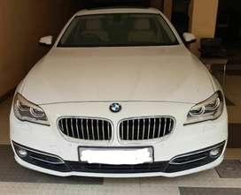 BMW 5 Series 520i Sedan, 2016, Petrol