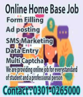 We are hiring students for Face book Marketing online work, weekly pay