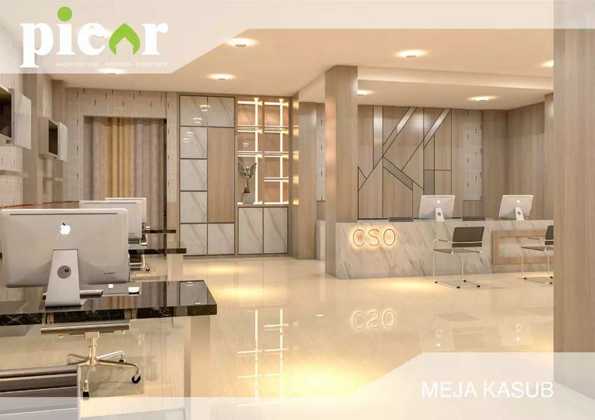 Jasa Desain Pembuatan Furniture, Mebel, Kitchen Set Murah Berkualitas 0