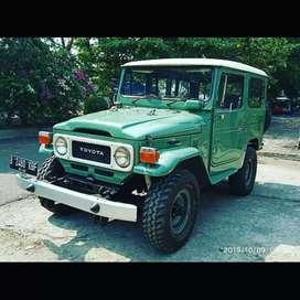 Hardtop 1981 bensin 2 F