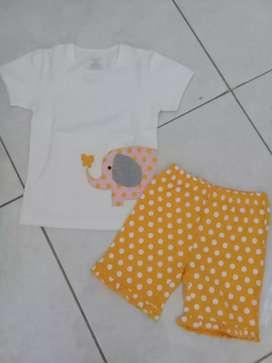 Baju anak 4&6 tahun