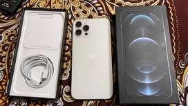 Iphone 12 pro max 128 gb (silver)