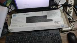 DELL KB216p chiclet keyboard mechanical wired (NEW)