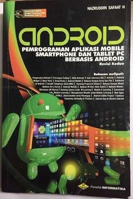 Pemrograman Aplikasi Mobile Smartphone dan Tablet PC Berbasis Android