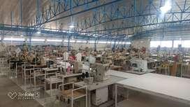 Lowongan untuk supervisor garment dan mekanik