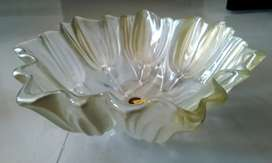 WALTHER GLASS BOWL