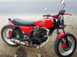 Honda tiger modifikasi
