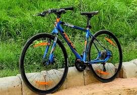 Firefox Road Bike Flat Bar Brand New