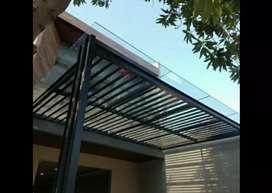Canopy rumah sc#1575