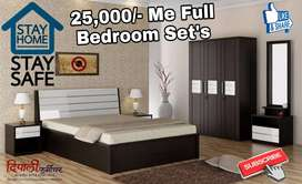 Special Package Bedroom set's avaialble at very reasonable price
