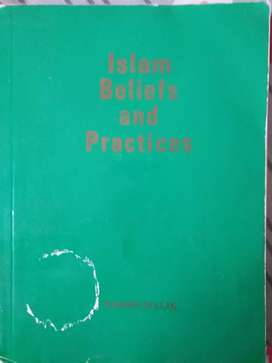 ISLAM BELIEFS AND PRACTICES (Olevel Islamiat )