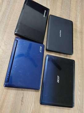 """Acer/HP/Dell..All Company 10""""HD Dis(mini laptop)-2GB+160GBHDD--Bil/Fix"""