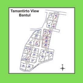 Tanah Murah Tamantirto dekat Kampus UMY 1 Jt-an