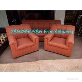 Charm design brand new sofa wit dlvry