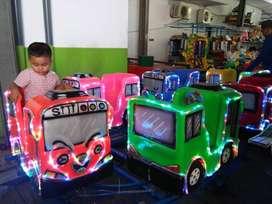 kereta panggung tayo wahana mainan pancingan ikan elektrik AFF