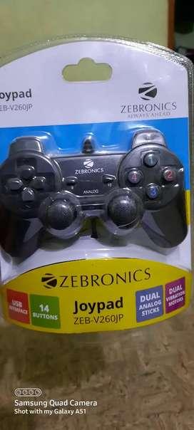 Zebronics joypad (joystick)