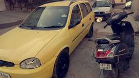 Opel Corsa 2002 Petrol Well Maintained