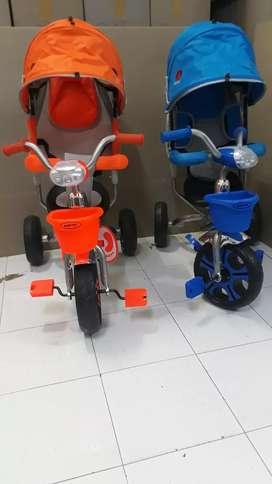 Sepeda stroller 100 & gratis ongkir