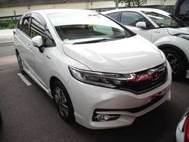 Honda fit shuttle hybrid 2017 model fresh