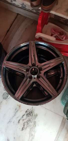 """17"""" inch Diomand Cut Alloy for sale"""