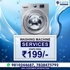 WASHING MACHINE SERVICE AT 299 ONLY