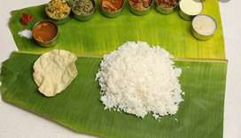 Need veg master , cooking assistant , cleaning assistant