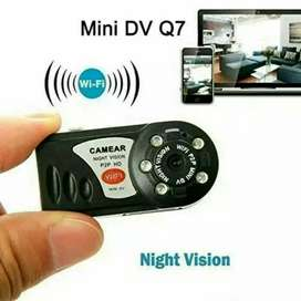 Spy Camera P2P Q7 Cam Wifi