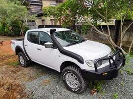 Mitsubishi Triton 2012 double cabin GLS