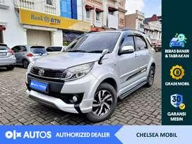 [OLX Autos] Toyota Rush 2015 1.5 TRD Sportivo M/T #Chelsea Mobil