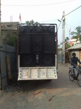 Only DJ sound system not for vehicle