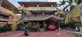 2 BHK Semi-furnished for rent - 2 homes