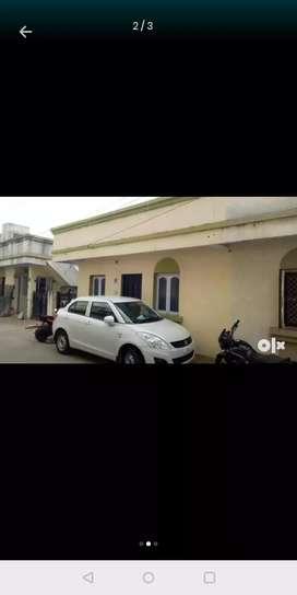 1 Bhk Separate Tenement For Rent in Manjalpur Nr Vraj Dham Temple