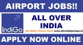 8500 Vacancy On Airport Job Airhostess Supervisor Loader Driver Helper